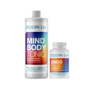 MIND BODY TONIC + ENDO PLUS COLLECTION (Regular $125)