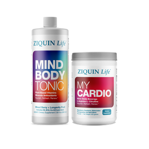 MIND BODY TONIC + MY CARDIO COLLECTION (Regular $145 - NOW $127.76)