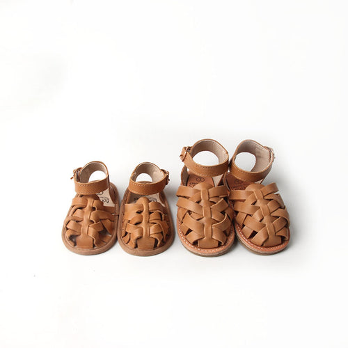 'Sandalwood' Gypsy Sandals - Baby Soft Sole