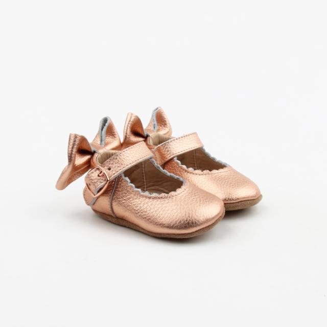 'Dolly-Rose' Dolly Shoes - Soft Sole