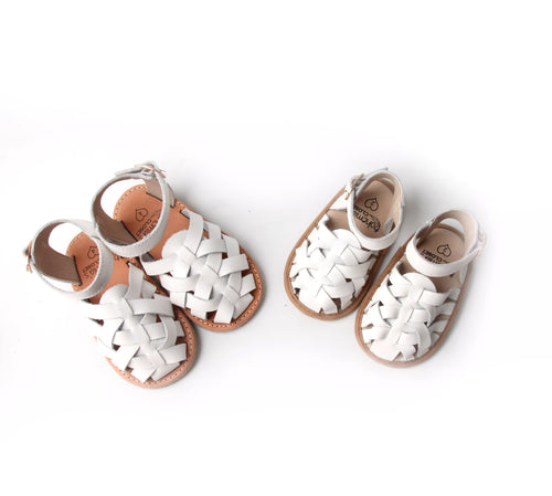 'Coconut' Gypsy Sandals - Baby Soft Sole