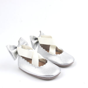 'Rock Star' Prima Ballerina - Soft Sole Baby Shoes