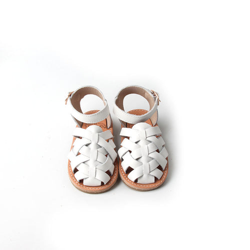 'Coconut' Gypsy Sandals - Toddler Hard Sole