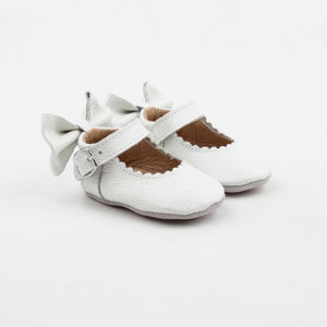'Pearl' Dolly Shoes - Baby Soft Sole