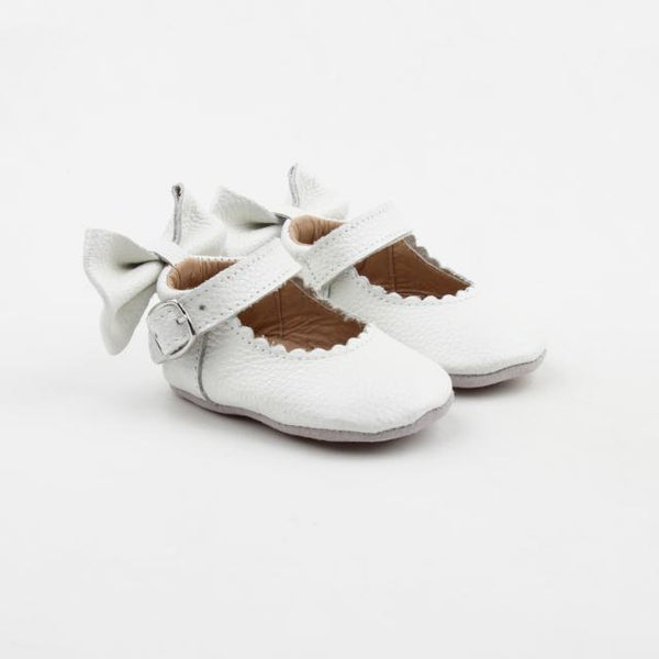 'Pearl' Dolly Shoes - Soft Sole