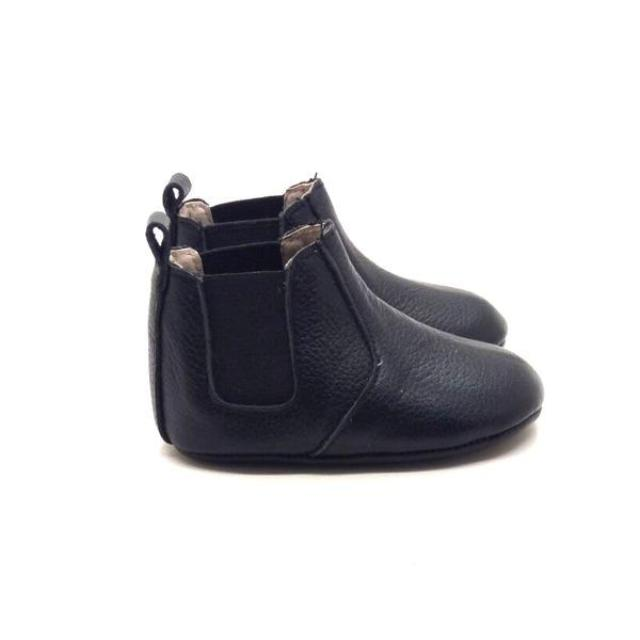 'Ebony' Chelsea Boots - Baby Soft Sole