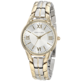 Anne Klein Women's 10 9815SVTT Two Tone Bracelet Watch