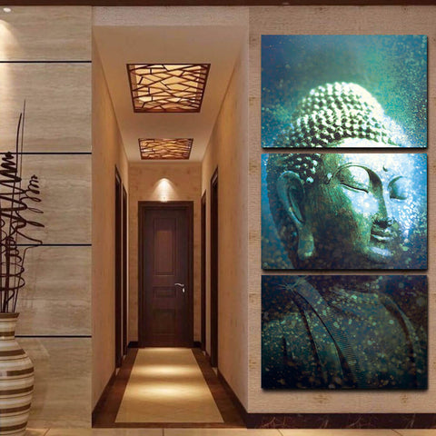 Calm Buddha Canvas