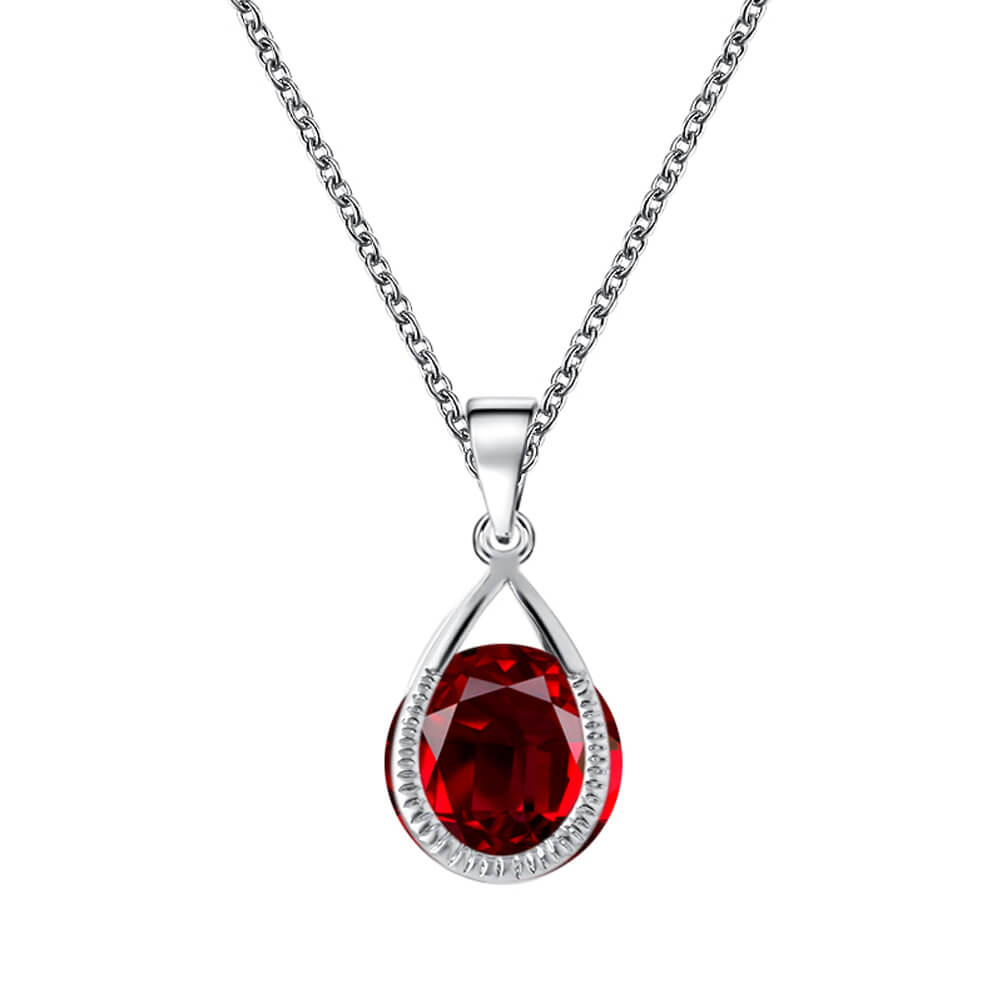 January birthstone pendant fancota january birthstone pendant aloadofball Images