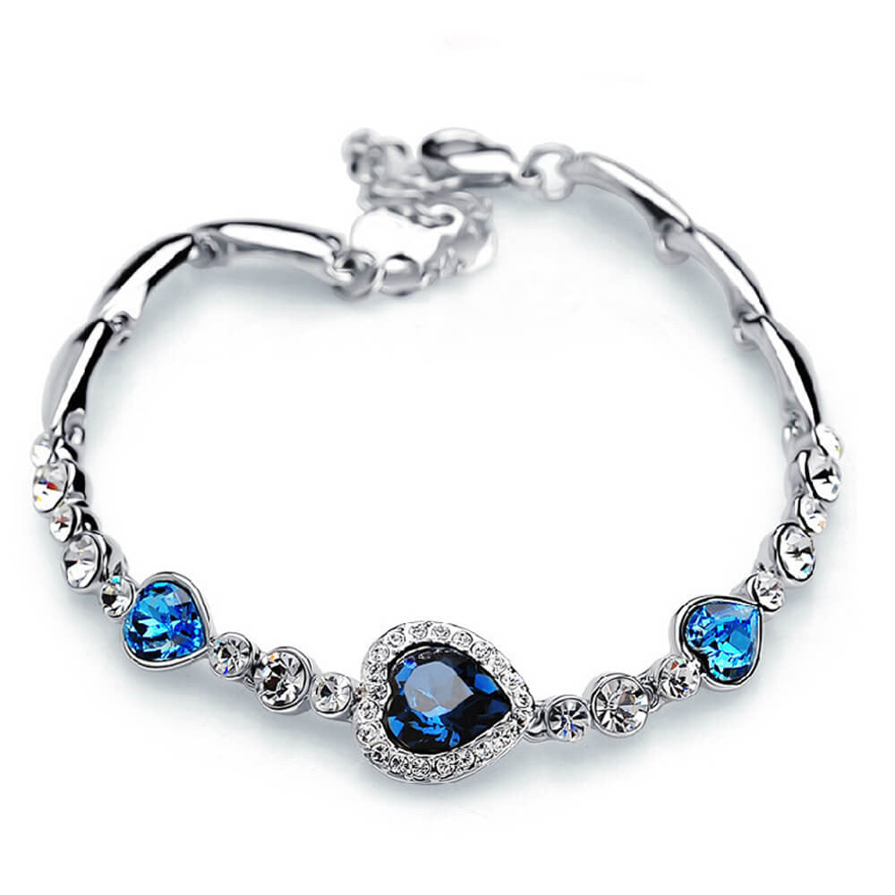 December Birthstone Bracelet - Fancota