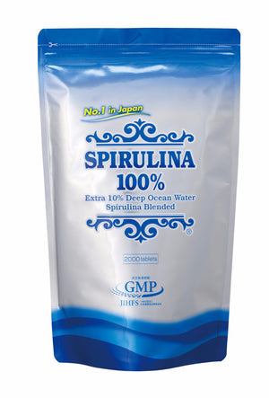 Spirulina 100% - direct from Japan