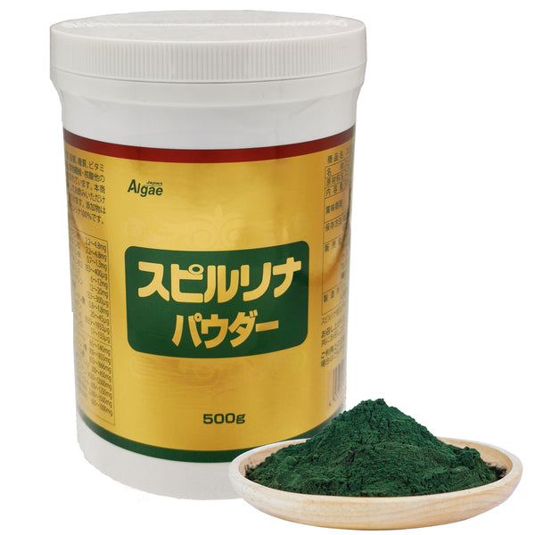 Spirulina 100% Powder