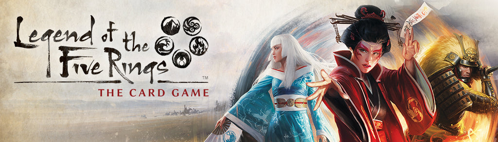 Legend of the Five Rings: The Card Game Launches in Malaysia!