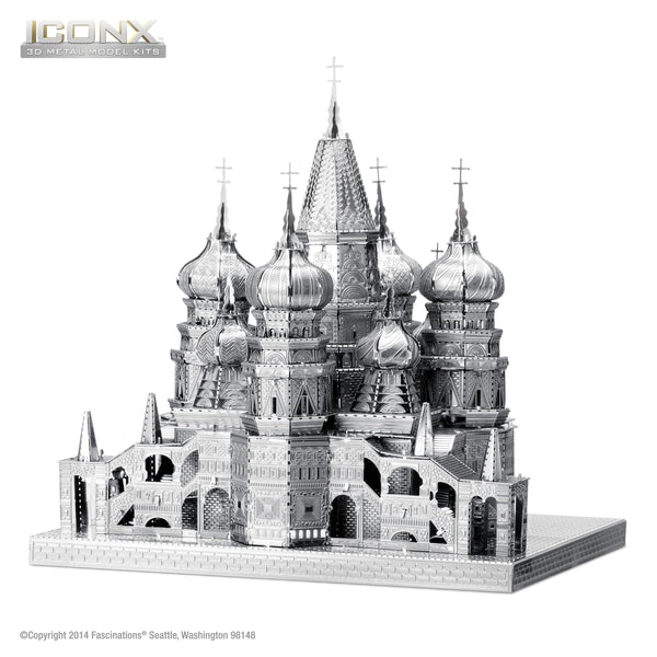 Iconx Saint Basil's Cathedral