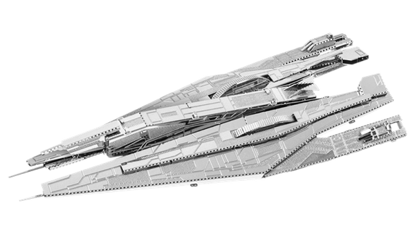 Mass Effect SX3 Alliance Cruiser