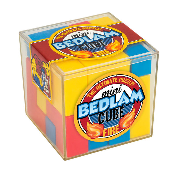 Bedlam Cube Fire Large