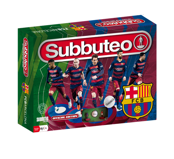 Barcelona Club Set