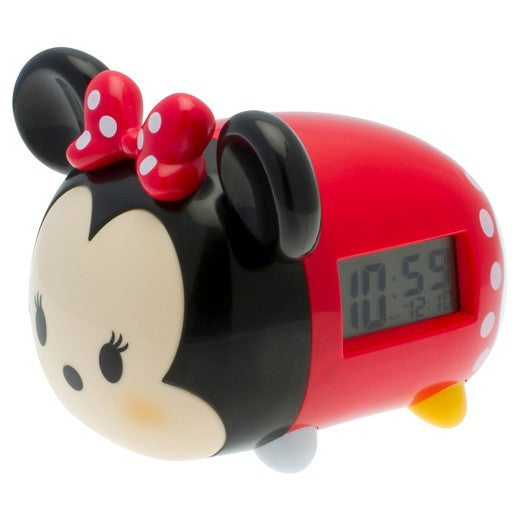 BulbBotz Minnie Tsum Tsum alarm clock