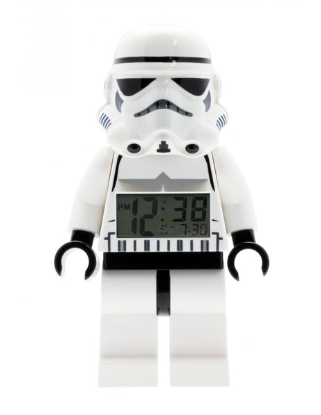 Star Wars Stormtrooper alarm clock
