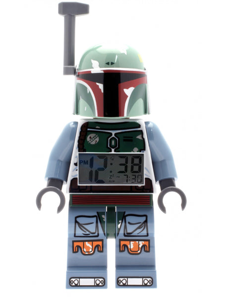 Star Wars Boba Fett alarm clock