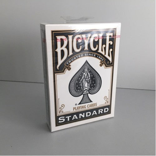 Bicycle Standard Rider Back BLACK