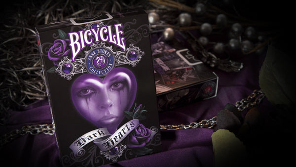 Bicycle Anne Stokes Dark Hearts Fournier
