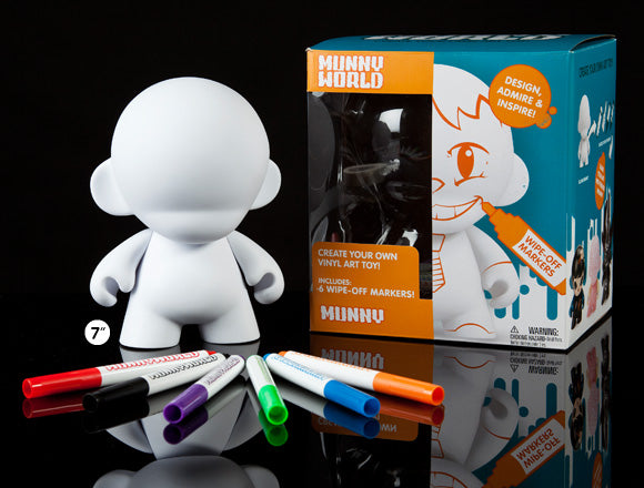 "7"" Munny Reusable"