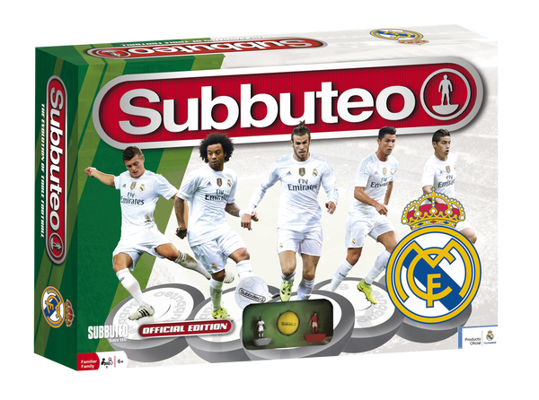 Real Madrid Club Set