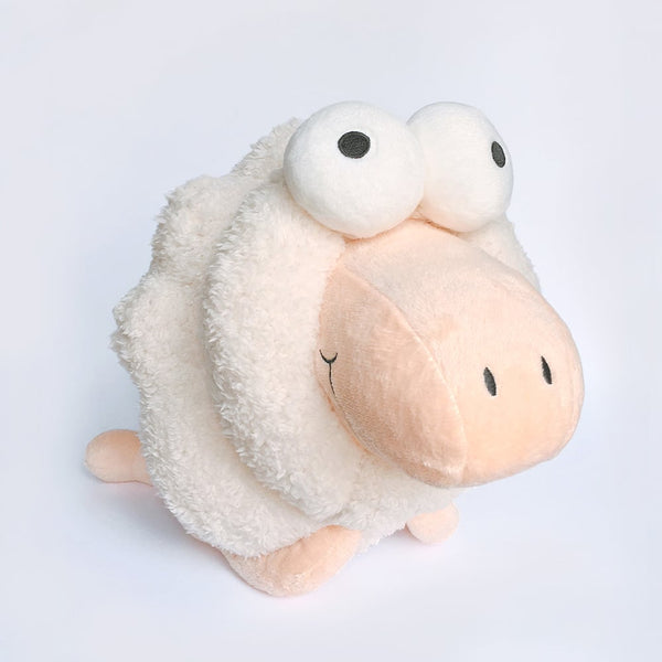 Cuddly Big Fluffy Sheep