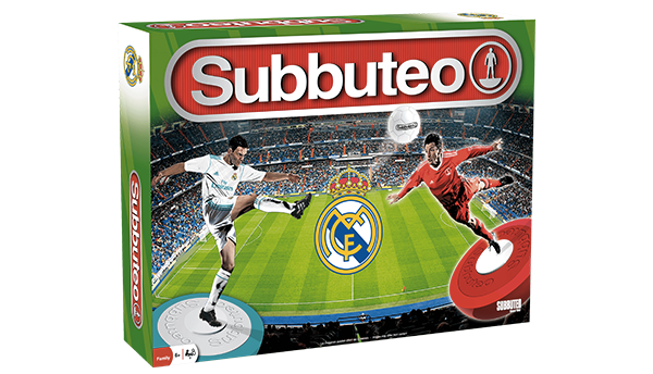 Subbuteo Club Set Real Madrid 3rd Ed