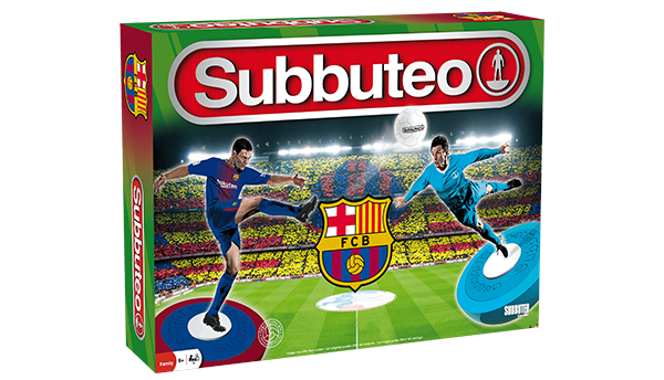 Subbuteo Club Set Barcelona 4th Ed