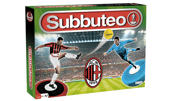 Subbuteo Club Set AC Milan