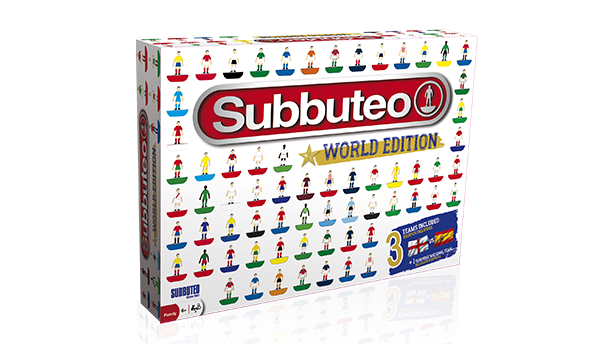 Subbuteo Club Set World Ed