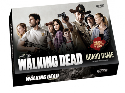 Walking Dead Board Game (Cryptozoic)