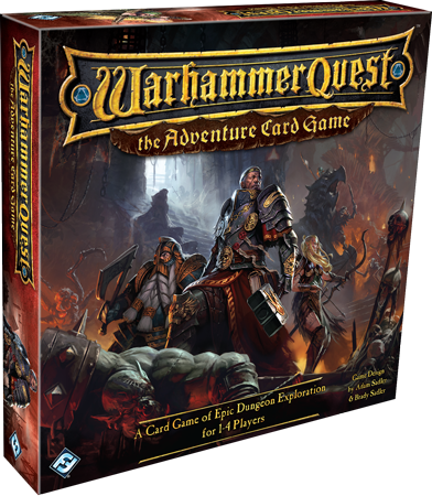 Warhammer Quest: The Adventure