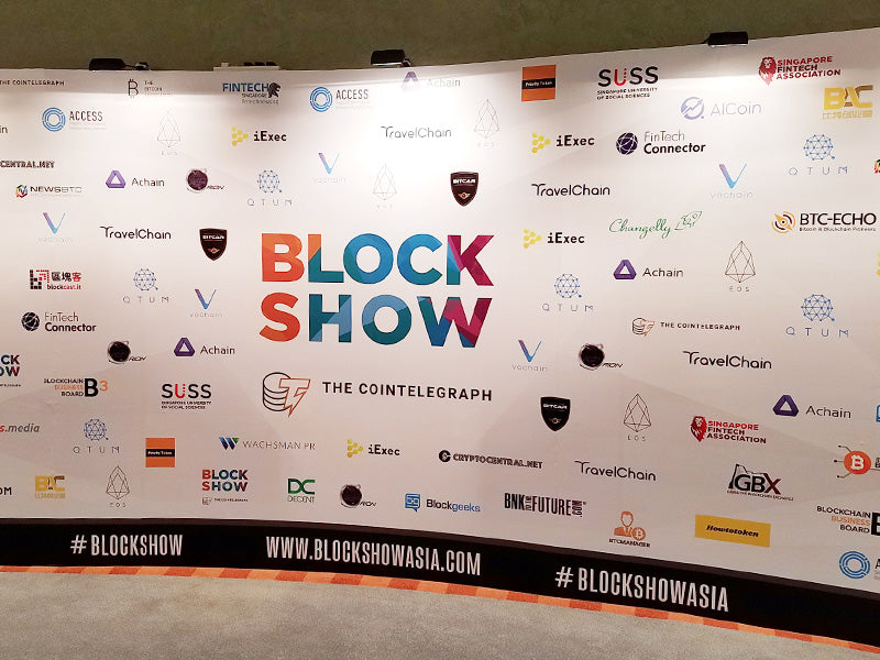 Galaxy eSolutions at Block Show Asia 1/5
