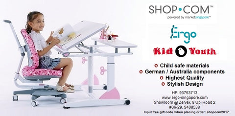 Shop.com Promotion by Ergo-Singapore and Kid2Youth