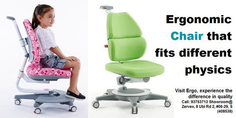 Childrens Ergonomic Chair