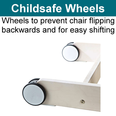 Highchair childsafe