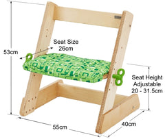 Adjustable Toddler's Chair
