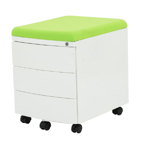 Storage Cabinet Green Kid2Youth