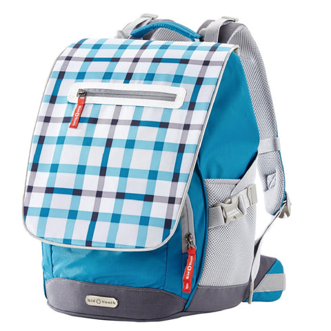 Kid2Youth Ergonomic School Bag TB2003BA-Prince (blue)