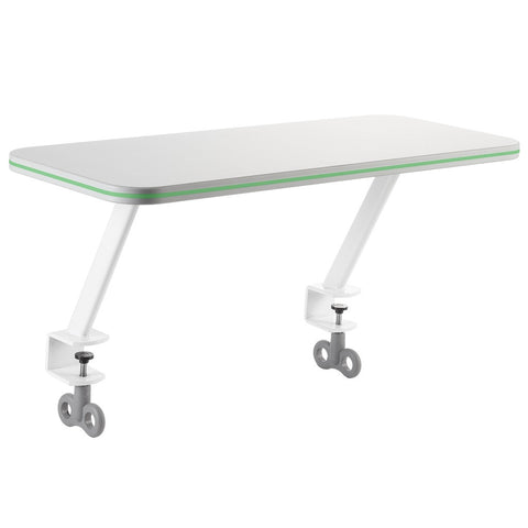 Kid2Youth Table Riser Storage Green Trim