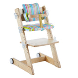 High Chair Natural Birch Color