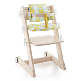 Q-MOMO High Chair with Floral Cushion