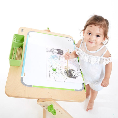 Toddler Play Table - Ergonomic Adjustable Toddler Table Ergo Kid2youth