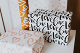 All You Need Is Love Wrapping Paper