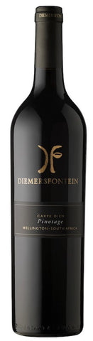 2014 Pinotage, Coastal Region, South Africa, Diemersfontein
