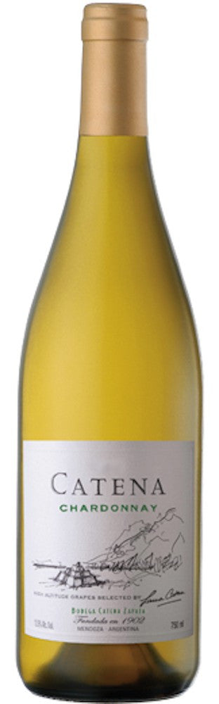 New World Chardonnay