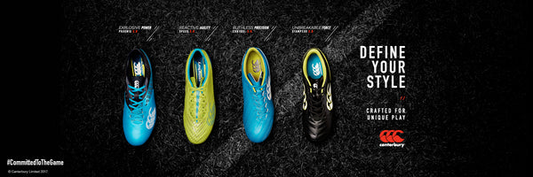Canterbury Rugby Boots 2017/18